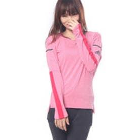 アディダス adidas レディース テニス 長袖Tシャツ WOMENS FEELINGKIT LS Tシャツ CF3624