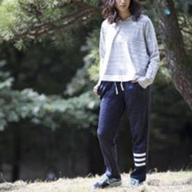 アディダス adidas レディース スウェットロングパンツ CC ニットフリース9分丈パンツ W CD2975
