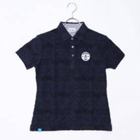 アディダス adidas レディース ゴルフ 半袖 シャツ JP ADICROSS マウンテンパイルジャカード S Sシャツ M73869