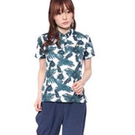 アディダス adidas レディース ゴルフ 半袖 シャツ JP ADICROSS ボタニカルプリント S Sシャツ M73894