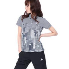 アディダス adidas レディース ゴルフ 半袖 シャツ JP ADICROSS グラフィックS Sシャツ M73835