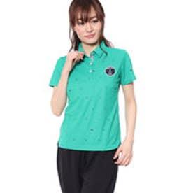 アディダス adidas レディース ゴルフ 半袖 シャツ JP ADICROSS マウンテンモノグラム S Sシャツ M73860