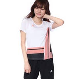 アディダス adidas レディース 半袖Tシャツ WグラフィックATEE CV4583