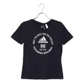 アディダス adidas レディース 半袖 Tシャツ WadidasエンブレムTEE CW0997
