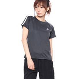 アディダス adidas レディース 半袖機能Tシャツ WD2Mトレーニングテイバン3ストライプS/STEE CX3670