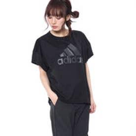 アディダス adidas レディース 半袖機能Tシャツ WビッグロゴS/STEE CX4215