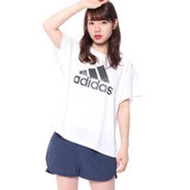 アディダス adidas レディース 半袖機能Tシャツ WビッグロゴS/STEE CX4216