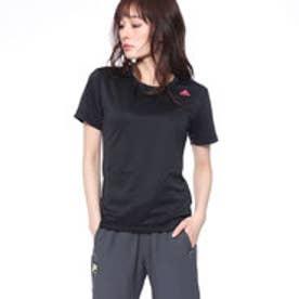 アディダス adidas レディース 半袖 機能Tシャツ WD2MTR 定番ロゴワンポイント S/STEE CX3660