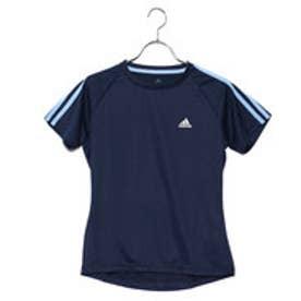 アディダス adidas レディース 半袖機能Tシャツ WD2Mトレーニングテイバン3ストライプS/STEE CX3668