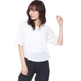 アディダス adidas レディース フィットネス 半袖 Tシャツ W YG エアロニット FreeLift CF3921