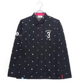 アディダス adidas レディース ゴルフ 長袖シャツ JP adicross モノグラム L/S ラウンドカラーシャツ U31490