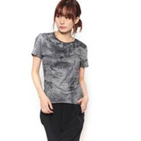 アディダス adidas レディース 陸上/ランニング 半袖Tシャツ RESPONSEグラフィック半袖TシャツW CZ5066