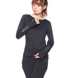 アディダス adidas レディース 陸上/ランニング 長袖Tシャツ RESPONSE長袖TシャツW CZ5987