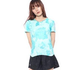 アディダス adidas レディース 陸上/ランニング 半袖Tシャツ RESPONSEグラフィック半袖TシャツW CY5729