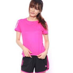 アディダス adidas レディース 陸上/ランニング 半袖Tシャツ RESPONSE半袖TシャツW CW3311