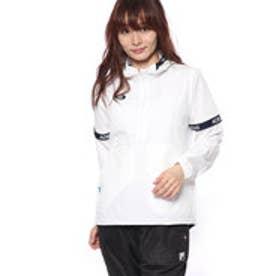 アディダス adidas レディース ゴルフ 長袖ウインドブレーカー JP adicross スリーブロゴ L/S フーディージャケット U31480