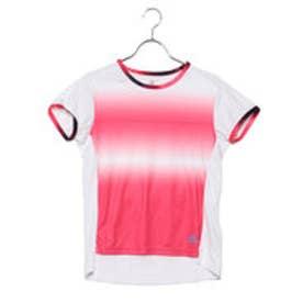 アディダス adidas レディース テニス 半袖Tシャツ WOMENRULE#9グラフィックTシャツ CZ0583 (ホワイト)