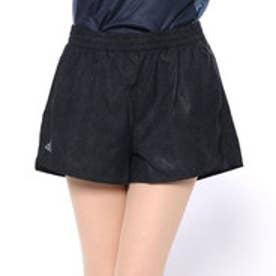 アディダス adidas レディース テニス ハーフパンツ WOMENRULE9FEELINGKITショートPT CZ0574 (ブラック)