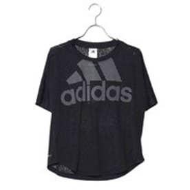 アディダス adidas レディース フィットネス 半袖Tシャツ WM4TトレーニングMagicLogoTシャツ CW3874