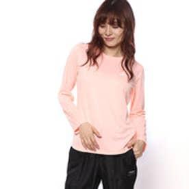 アディダス adidas レディース 長袖機能Tシャツ WD2MロゴワンポイントLST DJ2925