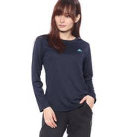 アディダス adidas レディース 長袖機能Tシャツ WD2MロゴワンポイントLST DJ2927