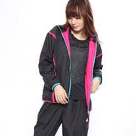 アディダス adidas レディース ウインドジャケット WTEAMウィンドブレーカーウラキモウFZパーカー DN1379