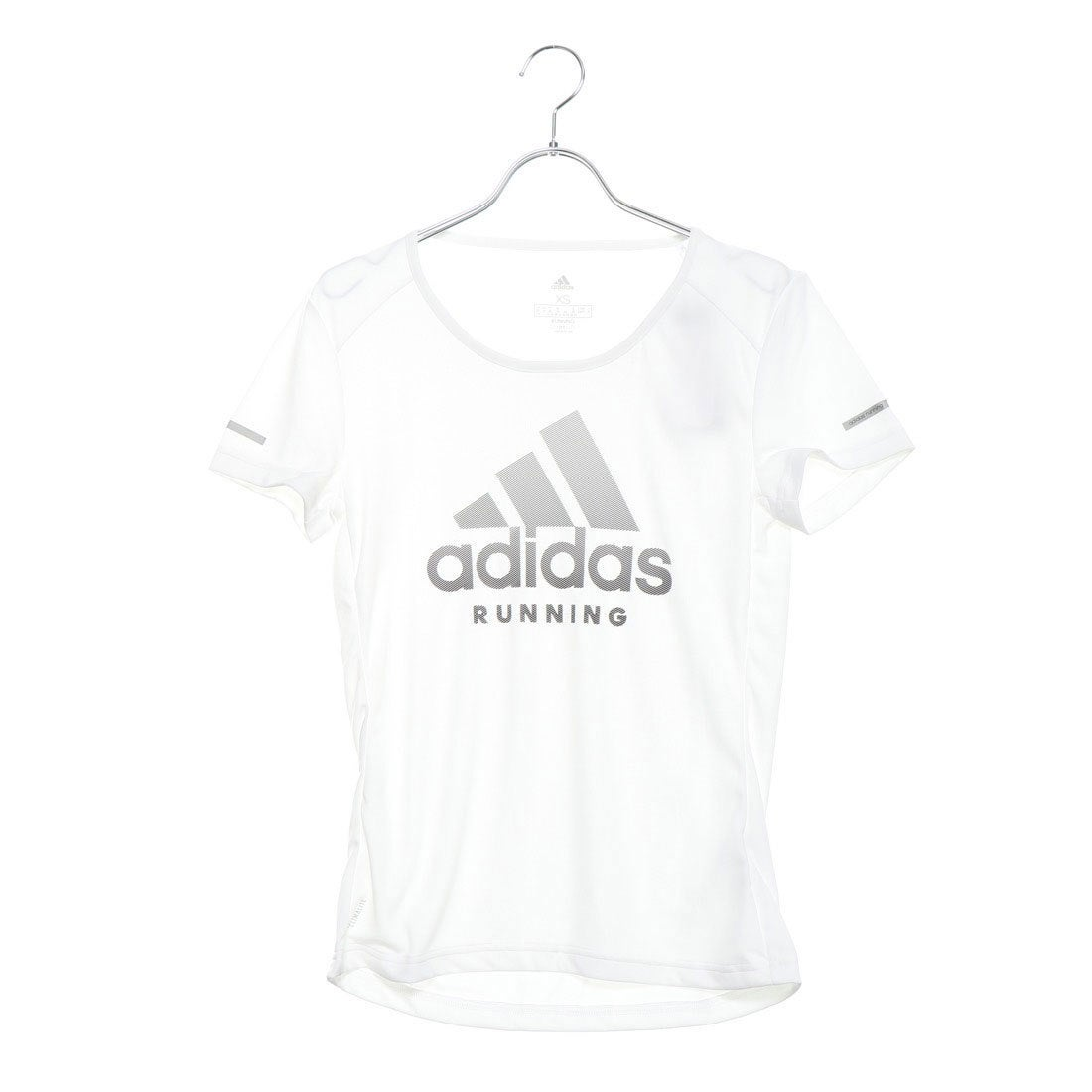 655319cf5d893 アディダス adidas レディース 陸上/ランニング 半袖Tシャツ RUN logo 半袖TシャツW EC5381 -レディースファッション通販  ロコンドガールズコレクション (ロココレ)