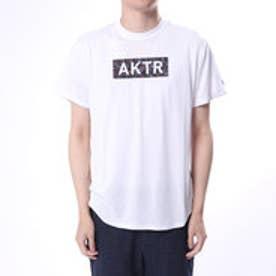 アクター AKTR バスケットボール 半袖Tシャツ SPLASH18 BOX LOGO SPORTS TEE 118-021005