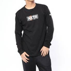 アクター AKTR バスケットボール 長袖Tシャツ CONCRETE LOGO L/S TEE 218-003005