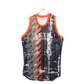 アクター AKTR バスケットボール ノースリーブシャツ CONCRETE TANK 218-001001