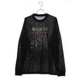 アクター AKTR バスケットボール 長袖Tシャツ RAINCAMO18 LOGO L/S SPORTS TEE 218-009005