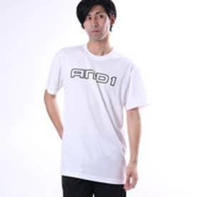 アンドワン AND1 メンズ バスケットボール 半袖Tシャツ AN 70100 半袖Tシャツ 70100-18