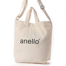 アネロ anello レディース トートバッグ コットンキャンバス 2WAYトートバッグ AI-C2551