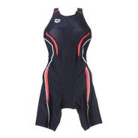 アリーナ ARENA レディース 水泳 競泳水着 セイフリーバックスパッツ ARN-7050W