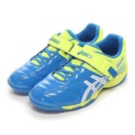 アシックス asics ジュニアサッカートレーニングシューズ ジュニオーレ3TF TST661 ブルー×ホワイト 2704 (ブルーWH)