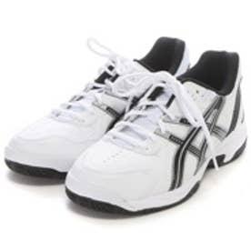 アシックス Asics テニスシューズ(オムニクレーコート用) ゲルベロシティ GEL VELOCITY 2OC ホワイト