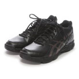 アシックス Asics バスケットボールシューズ ゲルジャッジ 3 GELJUDGE 3 TBF311 ブラック 73