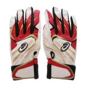 アシックス asics ユニセックス 野球 バッティング用手袋 バッティング用手袋(両手) BEG272