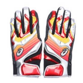アシックス asics ユニセックス 野球 バッティング用手袋(両手) BEG-72