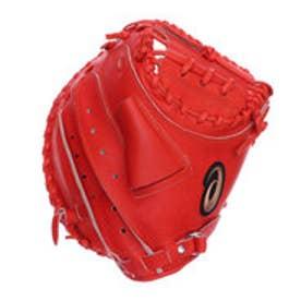 アシックス asics 軟式野球 キャッチャー用ミット 硬式用 キャッチャーミット ネオリバイブ BGH8MC