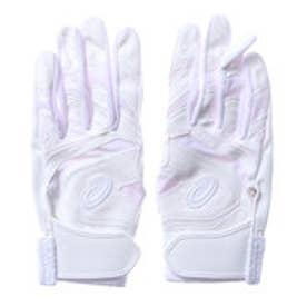 アシックス asics 野球 バッティング用手袋 バッティンググローブ 3121A017