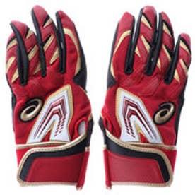 アシックス asics 野球 バッティング用手袋 ジュニアスピードアクセル バッティンググローブ 3124A003