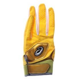 アシックス asics 野球 バッティング用手袋 シュビヨウカラーグローブ 3121A012