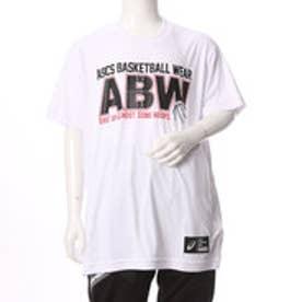 アシックス ASICS ジュニア バスケットボール 半袖Tシャツ J'RプリントTシャツHS XB6612