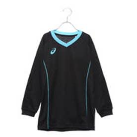 アシックス asics ジュニア バレーボール 長袖Tシャツ Jrプラクテイスロングスリーブ 2054A009