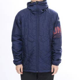 アシックス asics メンズ 中綿ジャケット ウオーマーフーデイー XAW322