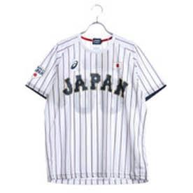 アシックス asics メンズ 野球 レプリカウェア ユニフォームTシャツ(H)Noネームイリ.イナバ BAT710