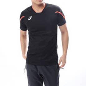 アシックス ASICS メンズ バレーボール 半袖Tシャツ クールブレードプラクティスショートスリーブトップ XW6737