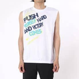 アシックス ASICS バスケットボール ノースリーブシャツ プリントPWシャツ XB984N