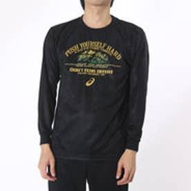 アシックス ASICS バスケットボール 長袖Tシャツ プリントTシャツLS XB6580